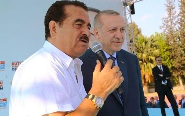 İdo Tatlıses'ten babasını çıldırtacak Erdoğan paylaşımı!