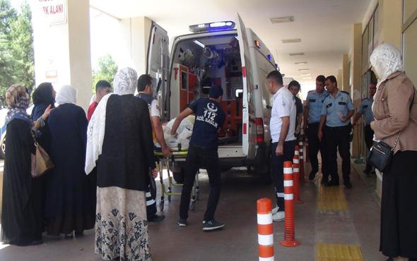 Hilvan'da silahlı kavga 3 yaralı