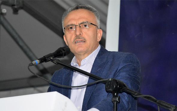 Bakan Naci Ağbal ilk rakamları açıkladı