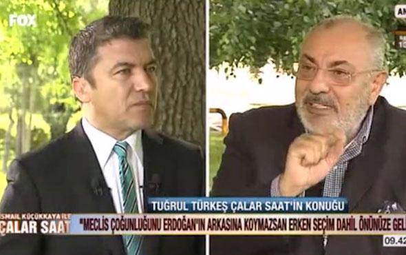 Tuğrul Türkeş'den flaş açıklamalar! Eğer meclis çoğunluğu sağlanamazsa...
