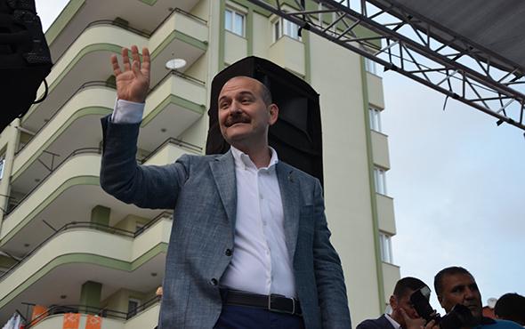 Bakan Soylu: 'PKK'ya dağları dar ettik'