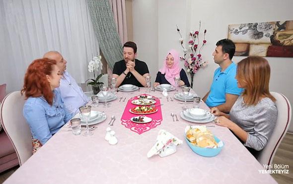 Yemekteyiz'de Beyhan Bey'den ilginç istek! Onur Büyüktopçu şoke oldu