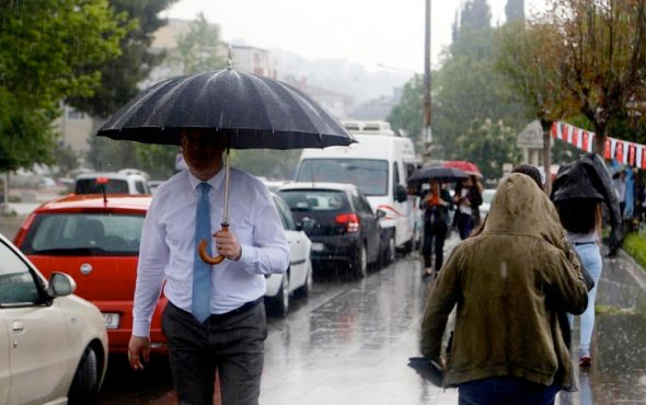Antalya'da bayramda hava durumu nasıl meteoroloji bilgisi