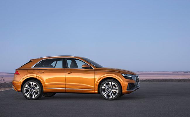 Audi Q8 benzersiz dış tasarımyla dikkat çekiyor - Sayfa 1