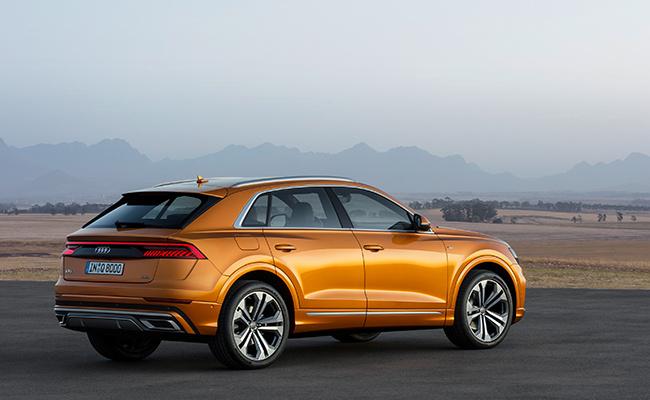 Audi Q8 benzersiz dış tasarımyla dikkat çekiyor - Sayfa 3