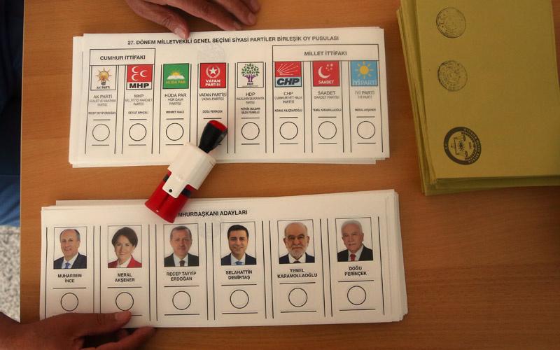 Son seçim anketi Optimar oy oranları hangi parti kaç oy aldı?