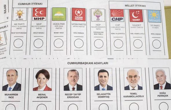Son anketi İngilizler yayınladı İşte Erdoğan'ın oy oranı