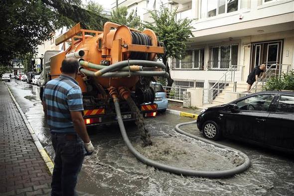 İstanbul bu sabah! Uyandıklarında şoke oldular