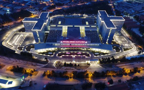 Isparta'nın ikinci büyük ilçesi bu hastane