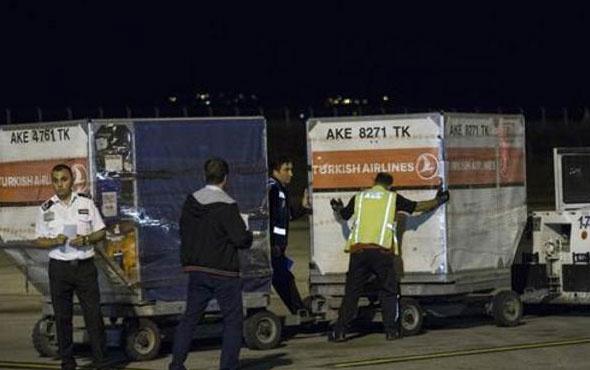 Yurt dışında kullanılan oylar Türkiye'de