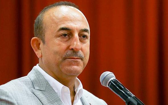 Çavuşoğlu YPG'nin Menbiç'i terk edeceği tarihi açıkladı