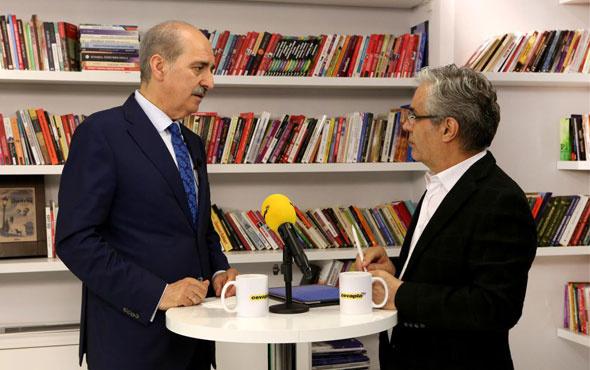 Kurtulmuş: İnsaf sahibi Saadet Partililer CHP ittifakına oy vermeyecek