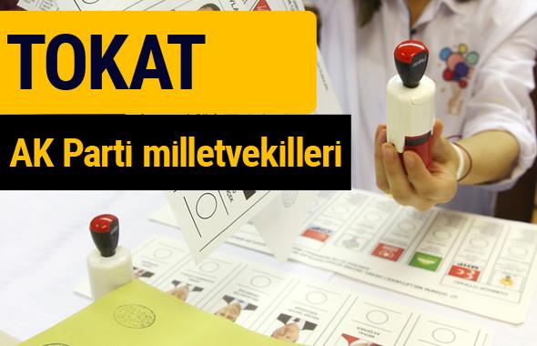 AK Parti Tokat Milletvekilleri 2018 - 27. dönem AKP isim listesi