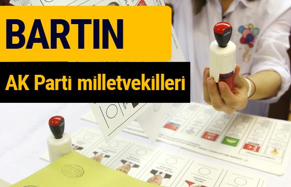 AK Parti Bartın Milletvekilleri 2018 - 27. dönem AKP isim listesi