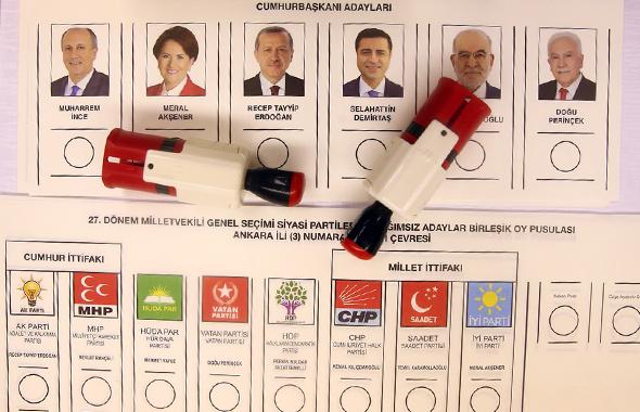 AKP oy sonucu milletvekili sayısı 2018 Seçimi son durum kaç oldu?