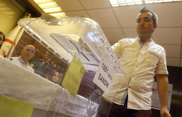 YSK Sandık Sonuçları 2018 seçimi sorgulama