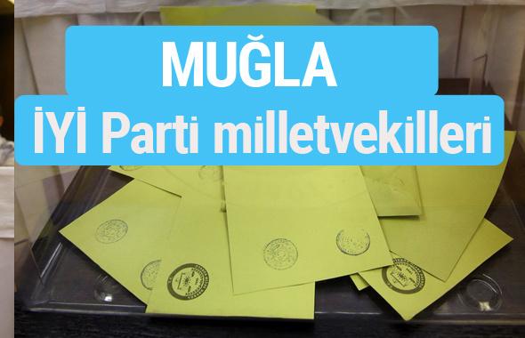 İYİ Parti Muğla milletvekilleri listesi iyi parti oy sonucu