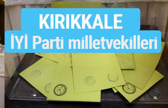 İYİ Parti Kırıkkale milletvekilleri listesi iyi parti oy sonucu