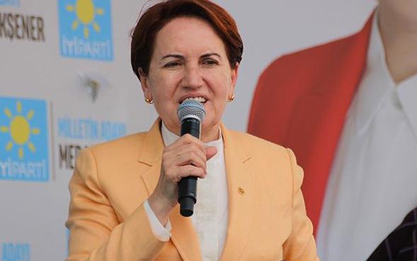 Meral Akşener oyu kaç oldu İYİ Parti oy oranı sonucu