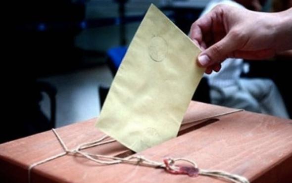 Genel Seçim Sonuçları 24 Haziran 2018 oy Sonucu