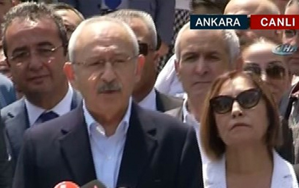 """""""Şikayetler var"""" diyen Kılıçdaroğlu'dan kamu görevlilerine uyarı"""