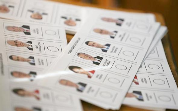 Cumhur İttifakı oy oranı - Millet ittifakı oy sonuçları