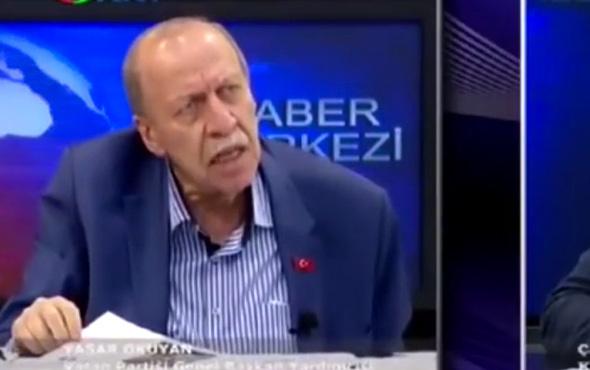 Yaşar Okuyan 'anırırım' demişti açıklaması olay oldu
