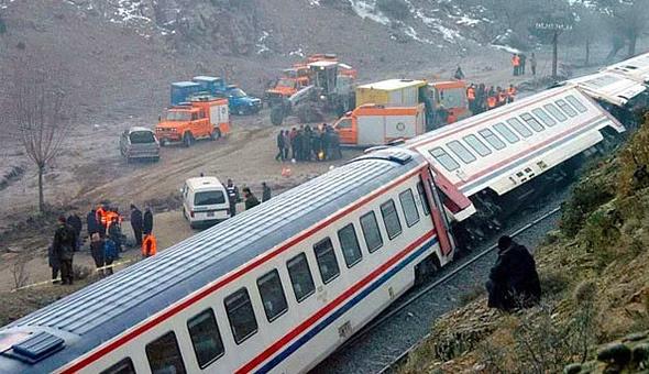 Avusturya'da tren kazası! Çok sayıda yaralı var