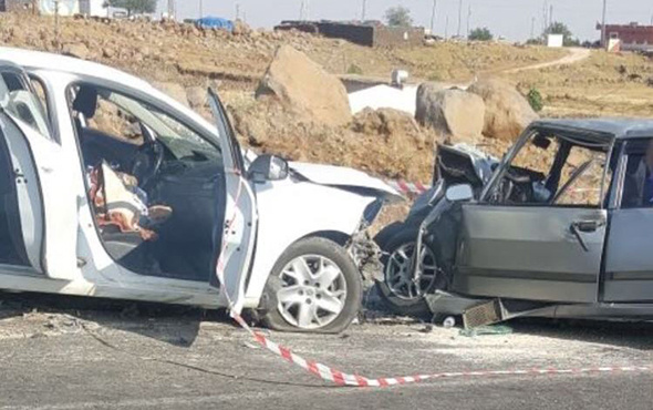 Şanlıurfa'da feci kaza: Ölü ve yaralılar var!