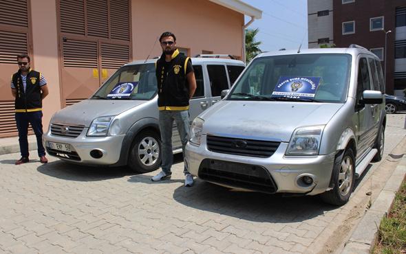 Adana'daki araç hırsızlığın nedeni şaşırttı