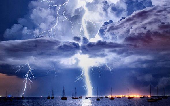 Ünlü meteoroloji uzmanı uyardı! Denizden ve duştan çıkın