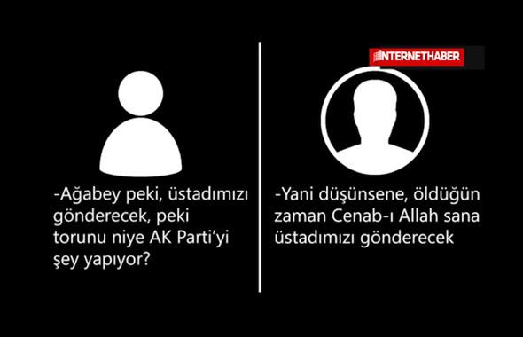 Süleymancıların ses kaseti kaydı - Süleymancıların lideri Alihan Kuriş...