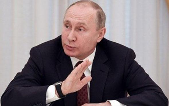 Flaş gelişme! Rusya Suriye'den asker çekiyor Putin duyurdu