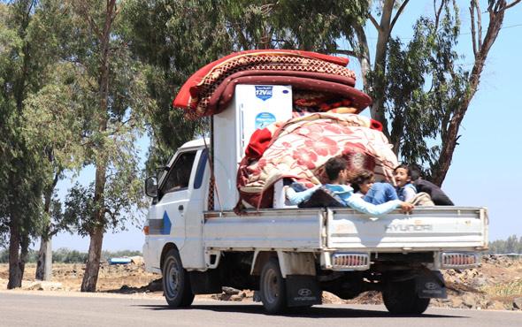 Suriye'den yeni göç dalgası! 150 bine ulaştı
