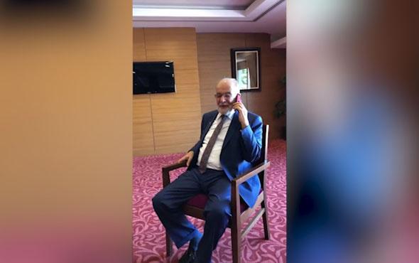Alparslan Türkeş'in eşinden Temel Karamollaoğlu'na destek