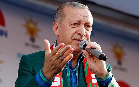 Erdoğan: '53 kardeşimin kanı Demirtaş'ın eline bulanmıştır'