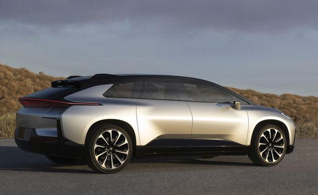 Tesla'ya rakip olan Faraday Future'a 2 milyar dolarlık yatırım! - Sayfa 1