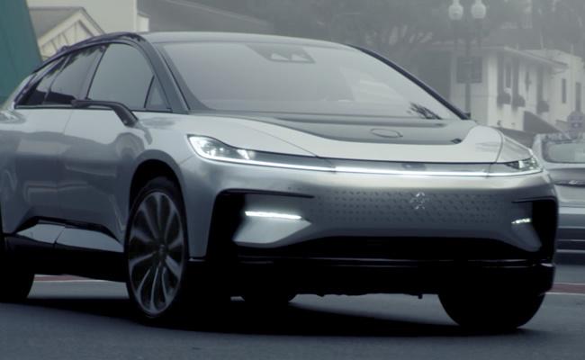 Tesla'ya rakip olan Faraday Future'a 2 milyar dolarlık yatırım! - Sayfa 2