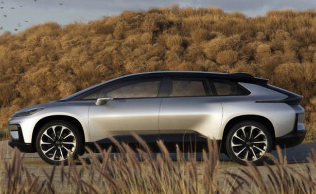 Tesla'ya rakip olan Faraday Future'a 2 milyar dolarlık yatırım! - Sayfa 3
