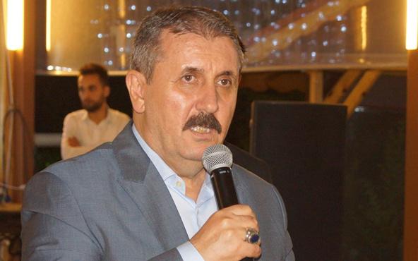 Mustafa Destici:  HDP PKK'nın partisidir