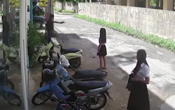 Sokak ortasında dehşet! Eski sevgilisini böyle öldürdü