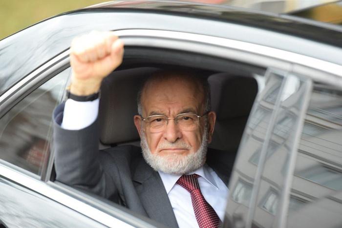 Karamollaoğlu coştu!  Erbakan Hoca'nın kemikleri sızliyeah..