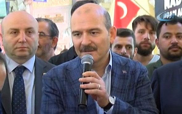 Kılıçdaroğlu ve İnce'nin telefon dinleme iddiasına Süleyman Soylu'dan yanıt