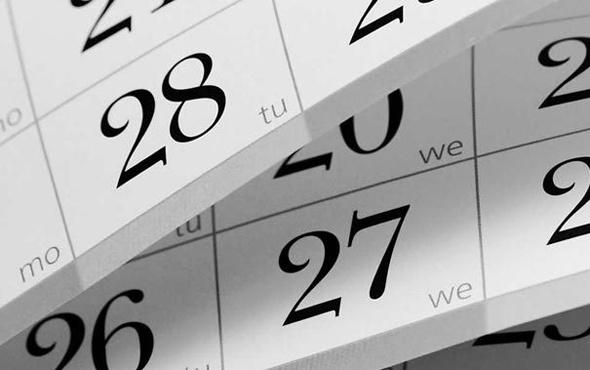 Bayram kaç gün sonra Ramazan bayramı kaç gün tatil 2018
