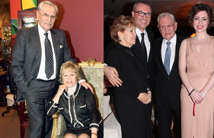 Erdoğan Demirören'in eşi ve çocukları kimdir? Az bilinen oğlu ve kızı..
