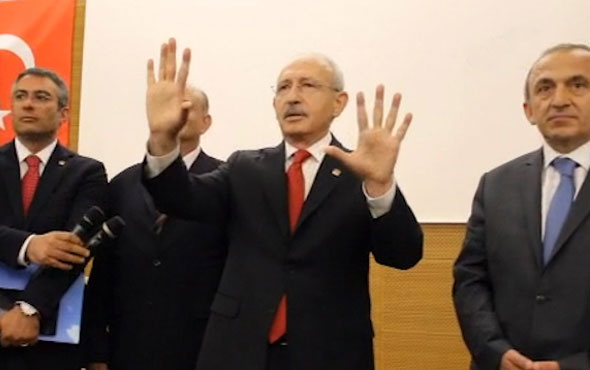 Kılıçdaroğlu ile iş insanı arasında gergin anlar!