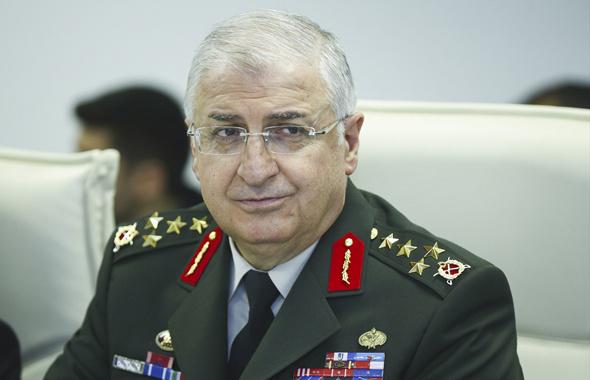 Yaşar Güler kimdir yeni Genelkurmay Başkanı Güler aslen nereli?