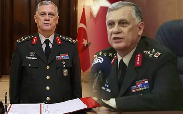 Ümit Dündar kimdir yeni Kara Kuvvetleri Komutanı aslen nereli