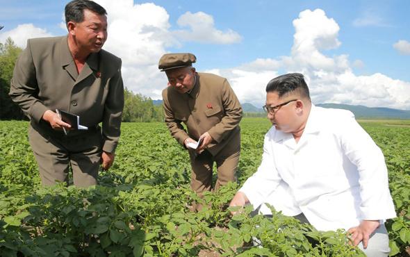Patates yüzünden görüşemediler!