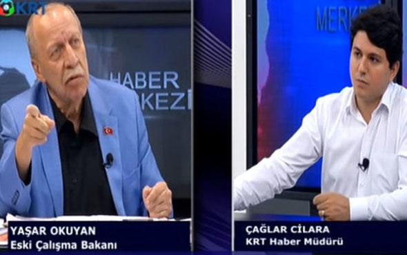Yaşar Okuyan'dan Melih Gökçek iddiası!